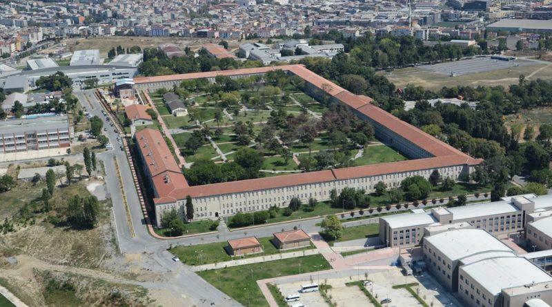 Yıldız Teknik Üniversitesi - Davutpaşa Yerleşkesi