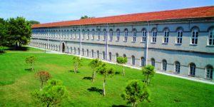 Yıldız Teknik Üniversitesi Kampüsü
