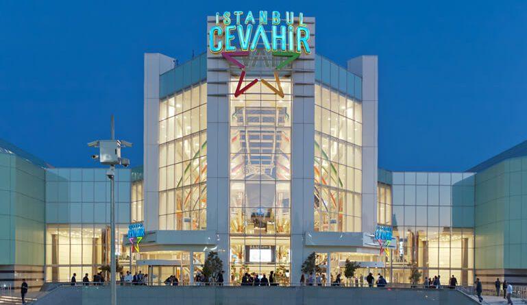 Cevahir Alışveriş Merkezi Ne Zaman Açıldı
